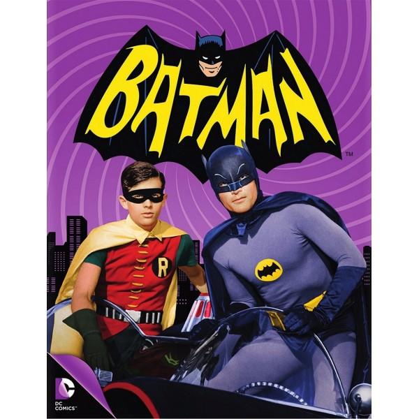 Batman - A Série Completa - 1966 à 1968 - 21 Dis...