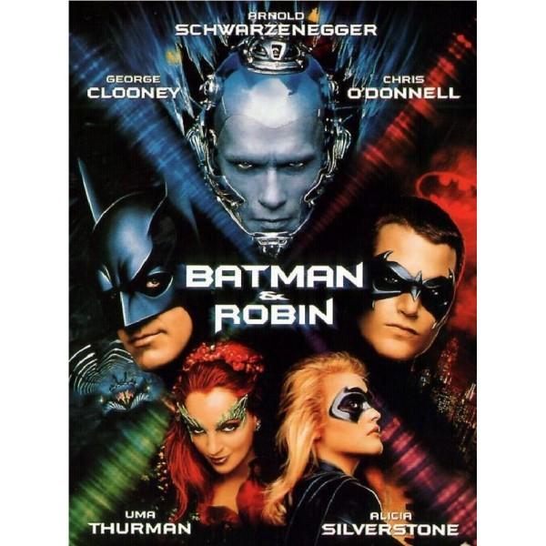 Batman & Robin - 1997 - Duplo