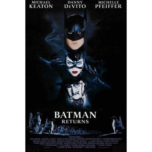 Batman - O Retorno - 1992 - Duplo