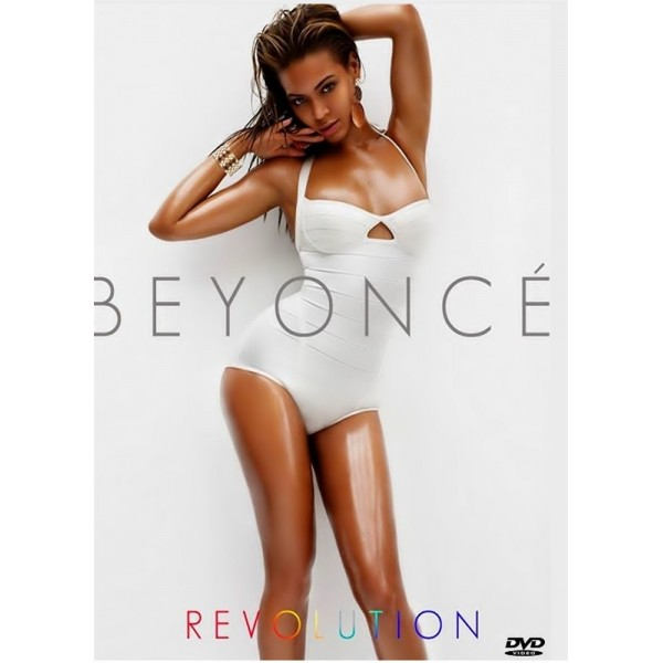 Beyonce Revolution DeLuxe Edition - 2010