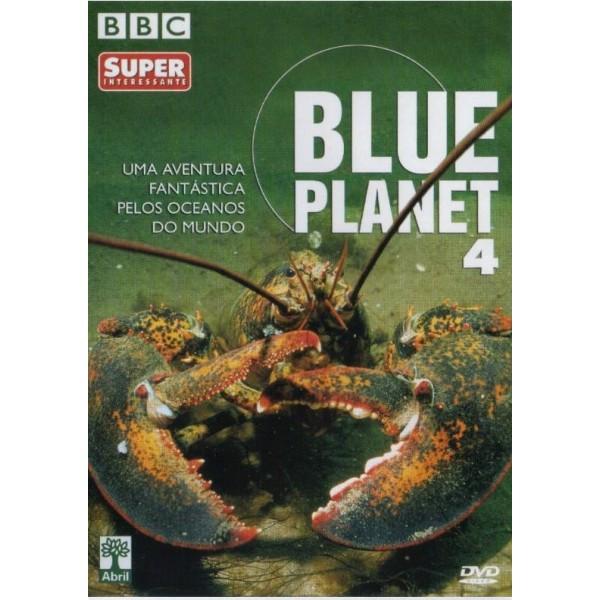 Blue Planet 4 - Uma Aventura Fantástica Pelos Oce...