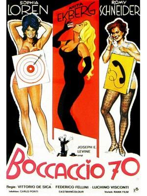 Boccaccio '70  - 1962 - Duplo