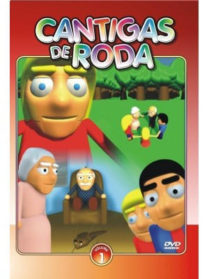 Cantigas de Roda - Vol. 01 - 2009