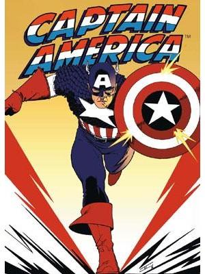 Capitão América - 1966