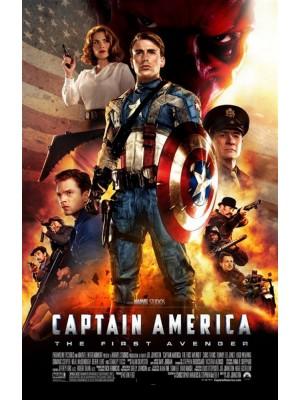 Capitão América - O Primeiro Vingador - 2011