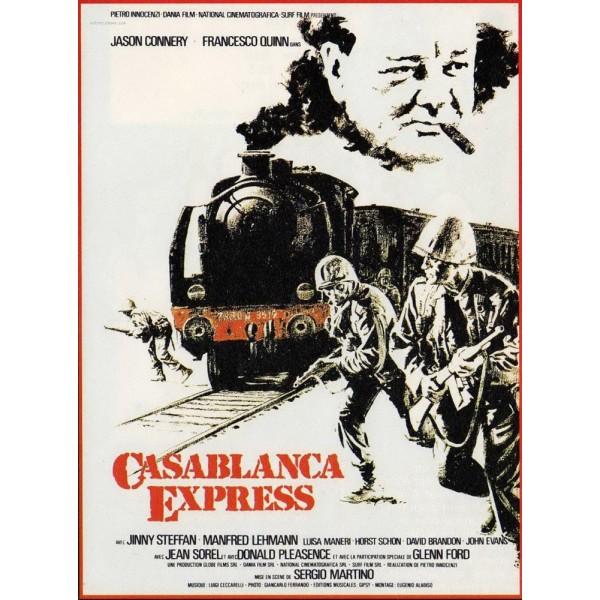 Casablanca Express - 1989