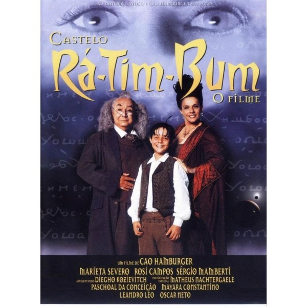 Castelo Rá-Tim-Bum, O Filme - 1999