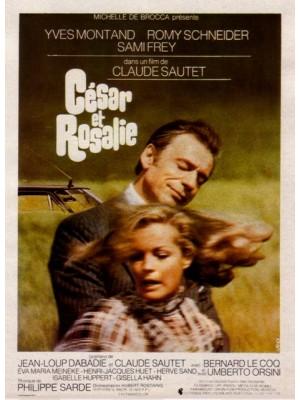 César e Rosalie - 1972