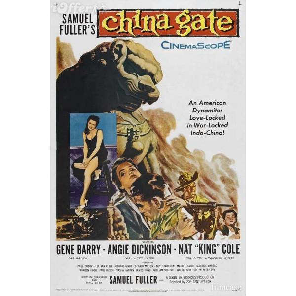 China Gate | No Umbral da China - 1957