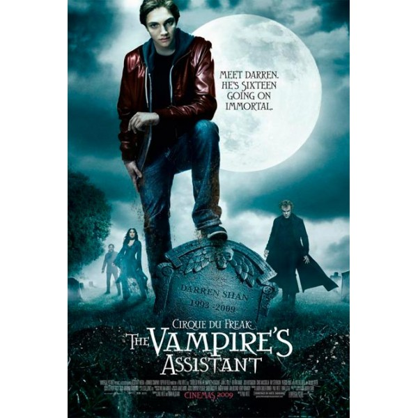 Circo dos Horrores - O Aprendiz de Vampiro - 2009