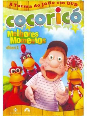 Cocoricó - Melhores Momentos Vol. 01 - 2008