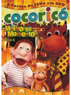Cocoricó - Melhores Momentos Vol. 02 - 2008
