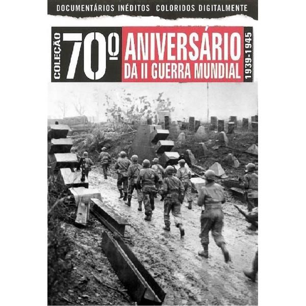 Coleção 70º Aniversário da Segunda Guerra Mund...