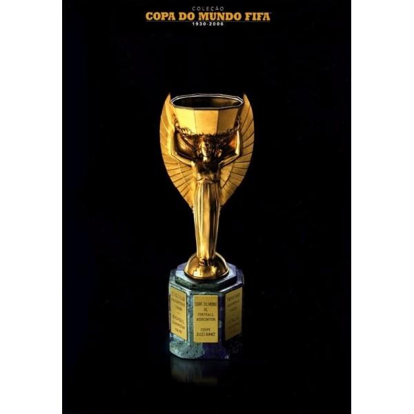 Coleção Copa do Mundo  - 1930 à 2006