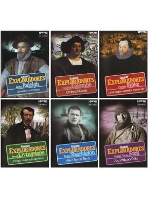 Coleção Grandes Exploradores - 2007