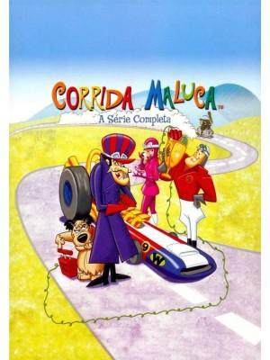 Coleção Hanna-Barbera: Corrida Maluca  - 1968 - 03 Discos