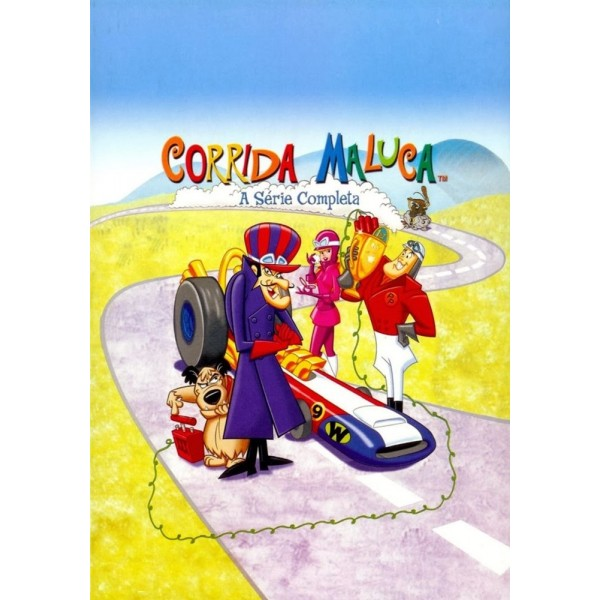 Coleção Hanna-Barbera: Corrida Maluca  - 1968 - ...
