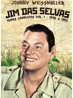 Coleção Jim Das Selvas - 1948 a 1950 - ( 4 DVD's )