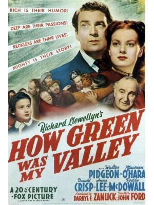 Como Era Verde Meu Vale - 1941