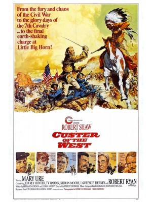 Custer - O Homem do Oeste | Os Bravos Não Se Rendem - 1967