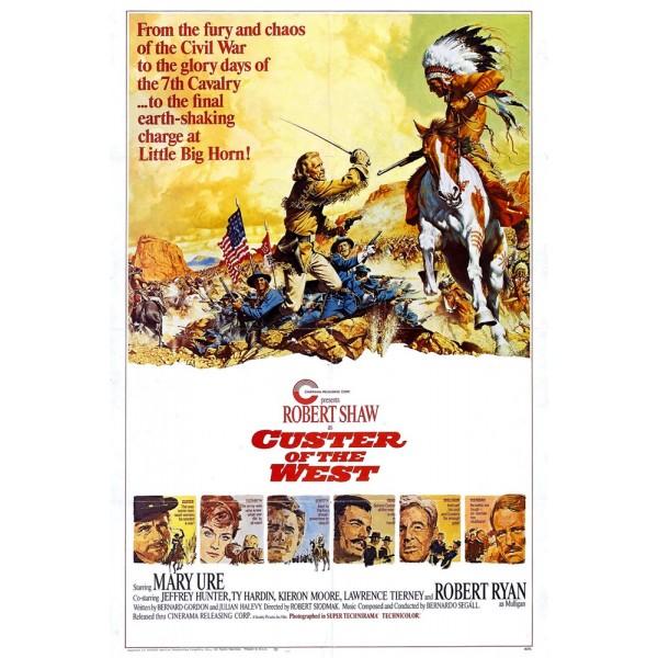 Custer - O Homem do Oeste | Os Bravos Não Se Rend...