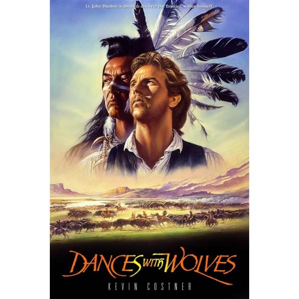 Dança com Lobos - 1990