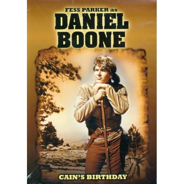 Daniel Boone - 1ª Temporada - 1964 - 04 Discos
