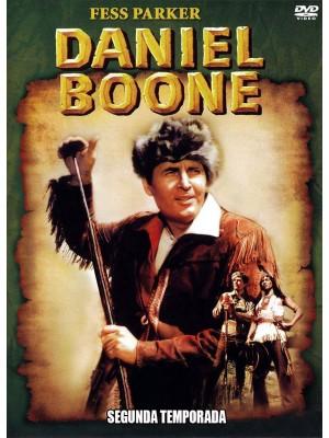 Daniel Boone - 2ª Temporada - 1965 - 04 Discos