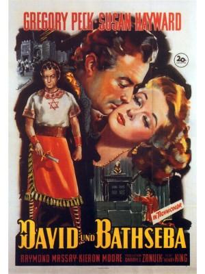 David e Betsabá - 1951