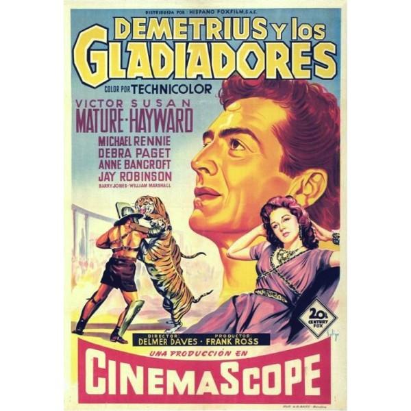 Demetrius, O Gladiador | Demetrius e os Gladiadore...