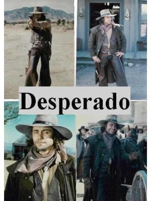 Desperado: A Saga de Um Fugitivo - A Volta de Desperado - As Novas Aventuras - 1988
