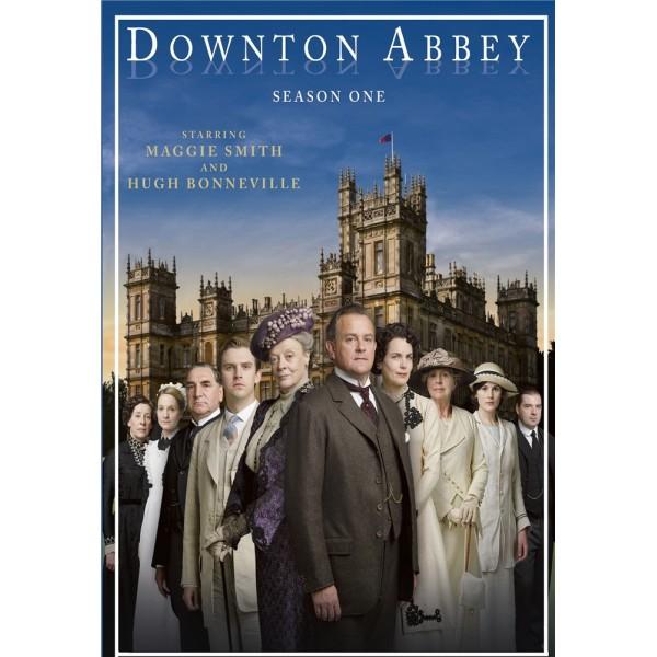 Downton Abbey - 1ª Temporada - 2010 - 03 Discos