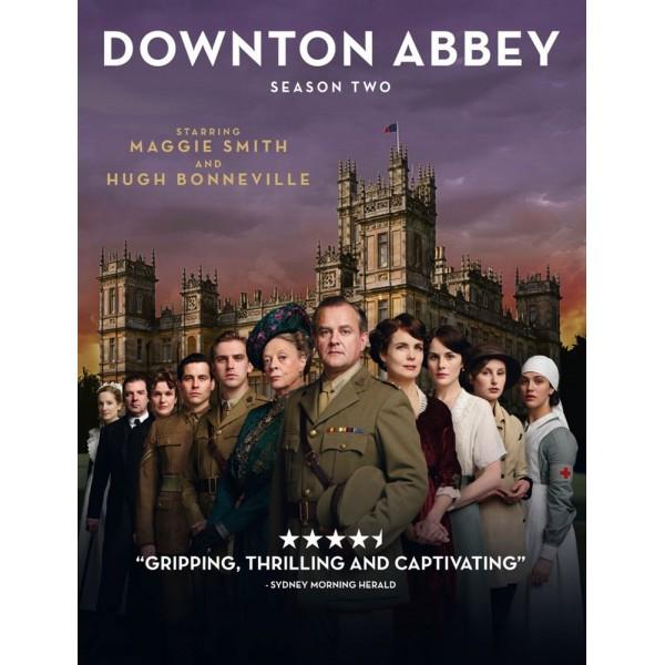 Downton Abbey - 2ª Temporada - 2011- 04 Discos