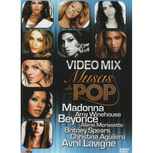 DVD Video Mix - Musas Do Pop