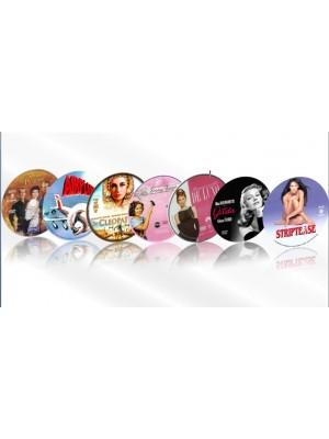 DVD Impresso - Base Fosca
