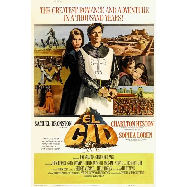 El Cid - 1961 - Duplo