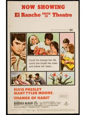 Ele e as Três Noviças - 1969