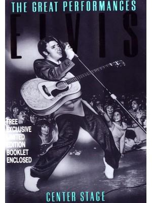 Elvis Presley - The Great Performances Center Stage Vol.1 - 1990