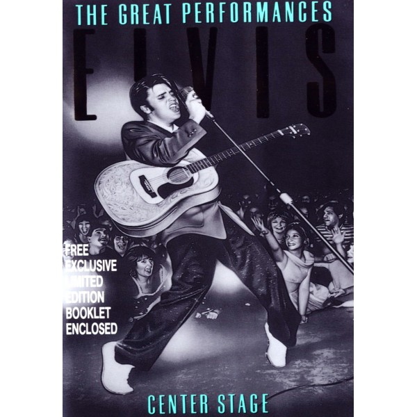 Elvis Presley - The Great Performances Center Stag...