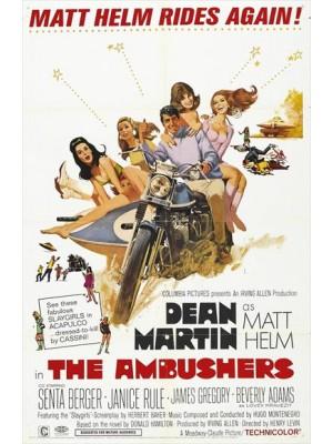 Emboscada para Matt Helm - 1967