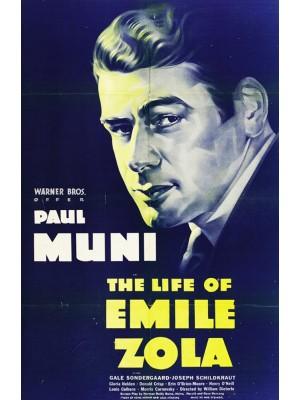 Emile Zola - a Vida de Emile Zola - 1937
