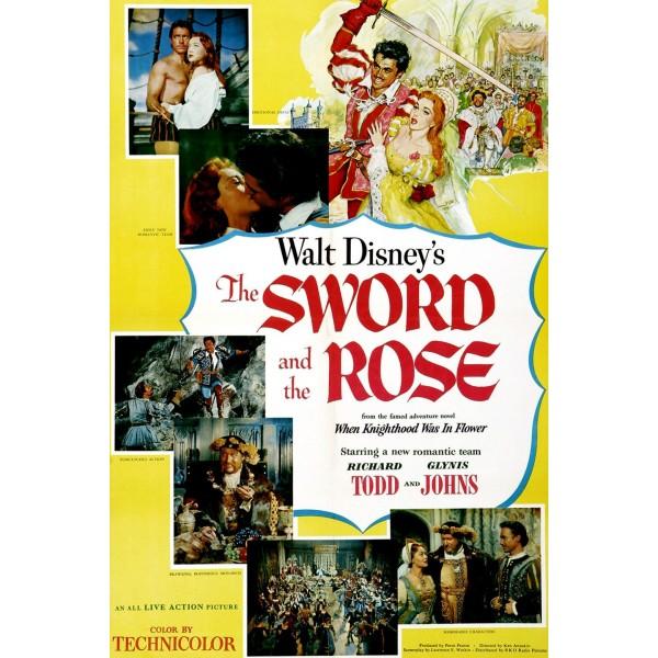 Entre a Espada e a Rosa - 1953