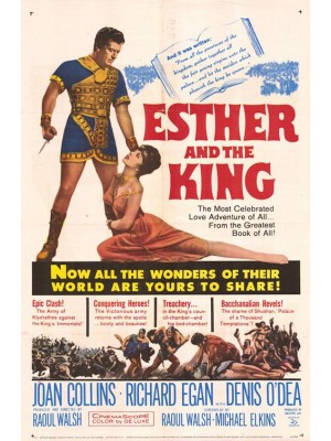 Esther e o Rei - 1960