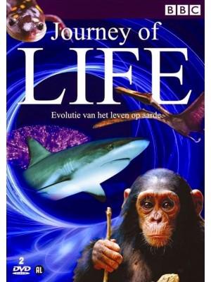 Evolução: A Aventura da Vida - Vol. 01 e 02 - 2005 - Duplo
