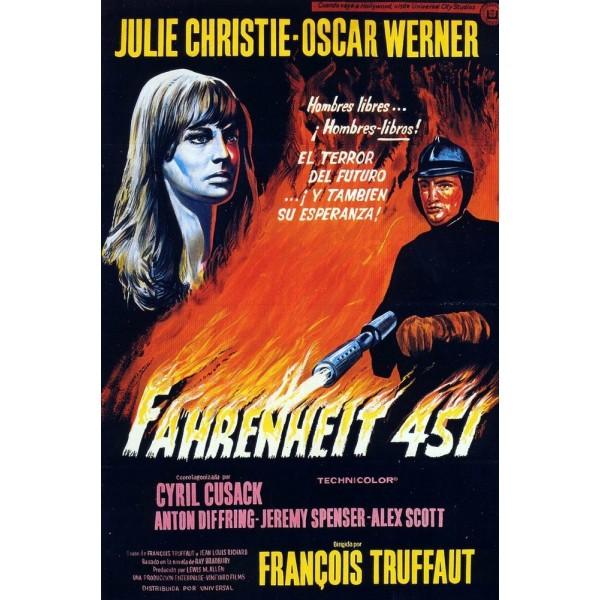 Fahrenheit 451 - 1966