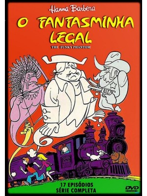 Fantasminha Legal  - 1971 - 04 Discos