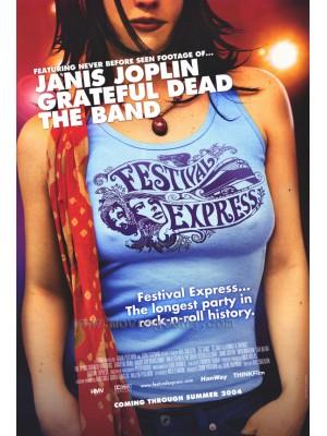 Festival Express - 2003