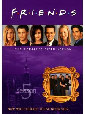 Friends - 5ª Temporada - 1998 - 04 Discos