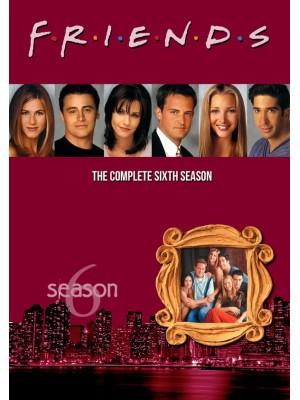 Friends - 6ª Temporada - 1999 - 04 Discos