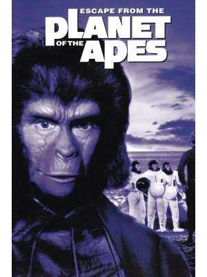 A Fuga do Planeta dos Macacos - 1971